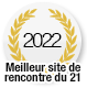 Elu site de rencontre l'année de 2016 en Côte-d'Or